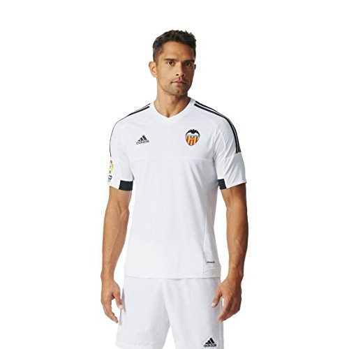adidas Valencia Club de Futbol 2015/2016 - Camiseta Oficial Hombre, Talla S