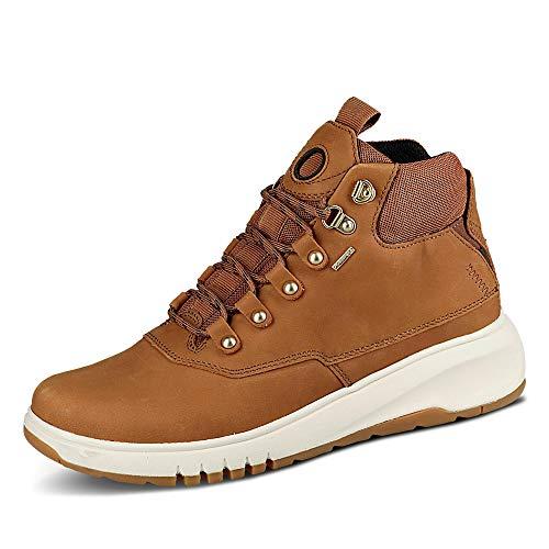 Geox Damen D AERANTIS 4X4 B ABX Ankle Boot, Braun Tobacco, 41 EU