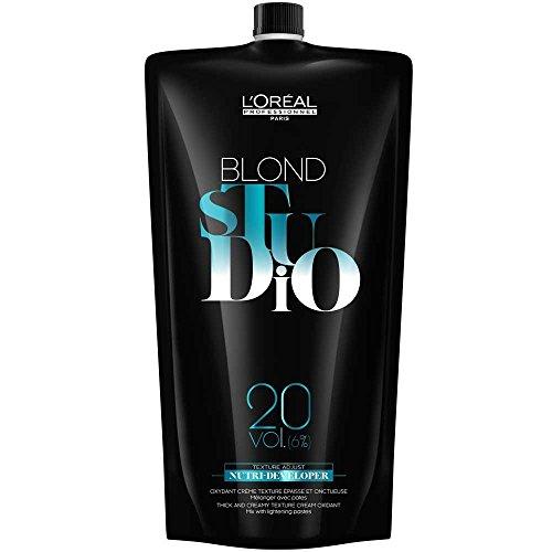 L'Oréal Blond Studio Platinium Nutri-Développeur 9%, 1er Pack (1 x 1 l)