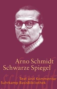 Schwarze Spiegel 3518188712 Book Cover