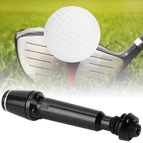 Leftwei Funda adaptadora de Eje de Golf, Adaptador de Eje fácil de Montar, aleación de Aluminio antioxidante Resistente al Desgaste para Accesorio H-onma Tour World