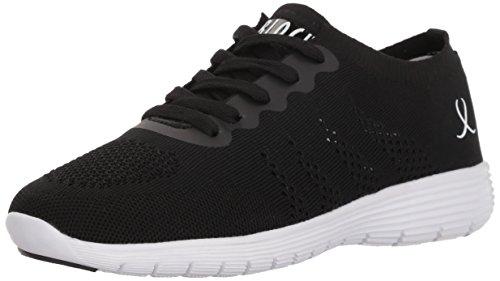 Bloch Women's Omnia Sneaker, Black, 8 Medium US