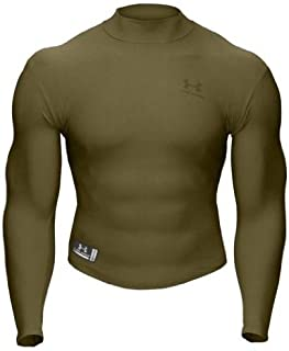 Under Armour ColdGear Fitted Mock First Layer longues-col Sleeve montant-pour Protect Themselves From The Cold Man