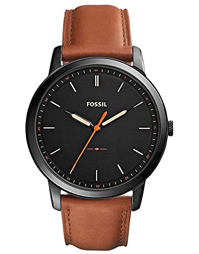 Fossil Men's The Minimalist Quartz Stainless Steel and...