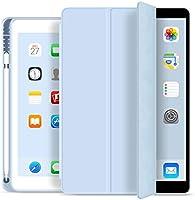 Capa Premium para Novo iPad 7a e 8a Geracao Azul