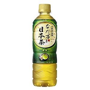 """アサヒ飲料 「なだ万監修 日本茶」 500ml ×24本"""""""