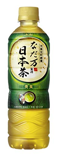 なだ万監修 日本茶 500ml×24本 PET