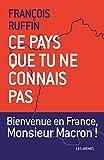 Ce pays que tu ne connais pas (AR.RECITS) - Format Kindle - 9782711201334 - 10,99 €