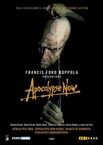 Apocalypse Now-Full Disclosure/4-Disc Limited [Import allemand]