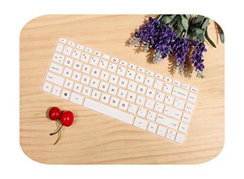 Funda de protección para teclado de ordenador portátil de 13 pulgadas para HP Spectre Envy X360 13 W023Dx 13 W022Tu 13 W021Tu 13 W020Tu 13 3 pulgadas), color blanco