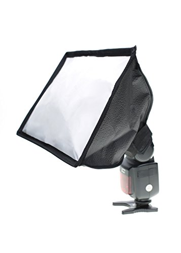 StudioPro Fotografie Speedlight Reflector Bend Flash Reflecterende Bounce Card Flexibele vlag, zwart/wit
