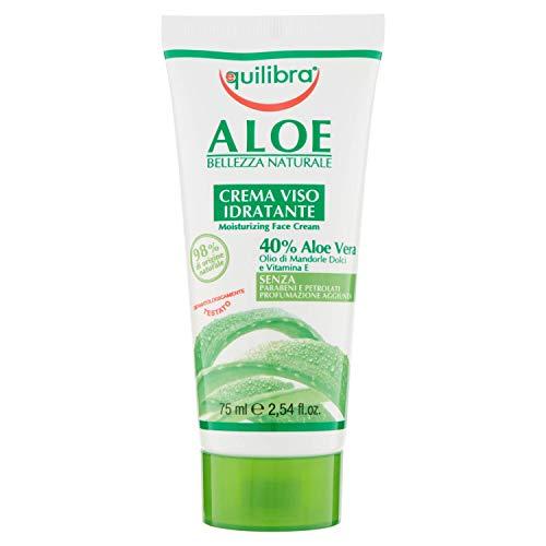Equilibra Crema Viso Aloe 75Ml - 100 Gr