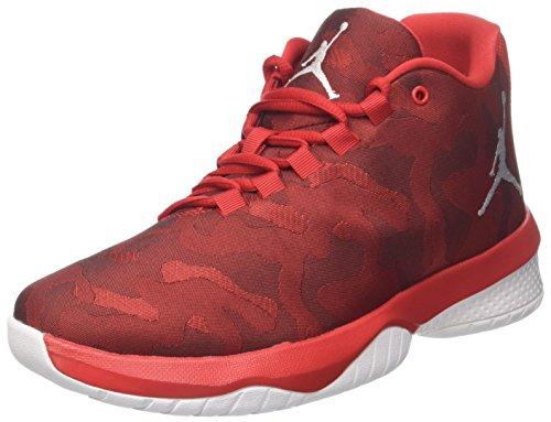 Nike Jordan B. Fly, Zapatos de Baloncesto Hombre, Rojo (Univ Red/White), 44 EU