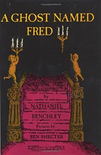 A Ghost Named Fred (I Can Read Mystery)の詳細を見る