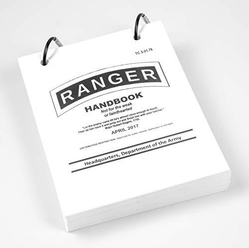 Waterproof Ranger Handbook: April 2017 Edition