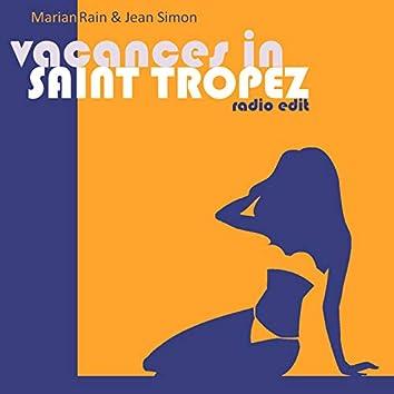 Vacances in Saint Tropez (Radio Edit)