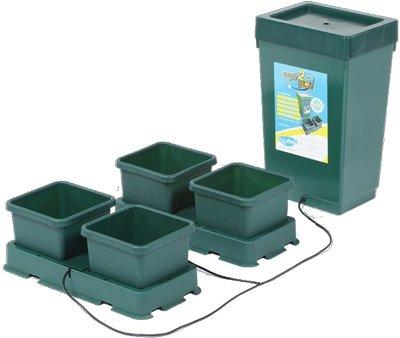 AutoPot easy2grow 4er Kit mit 47 L Tank Automatische Bewässerung