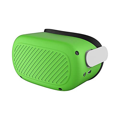 For Or zero Silicone Protective Headset Cover Anti-sweat Prevent Light Leakage VR Gaming Headset Case,Compatible For Quest 2