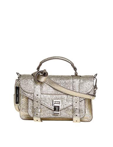 Proenza Schouler Luxury Fashion Donna H000911987 Oro Borsa A Mano   Autunno Inverno 19