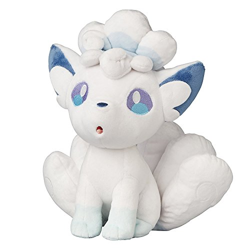 Sun & Moon Alolan Vulpix Stuffed Plush Doll 7inch
