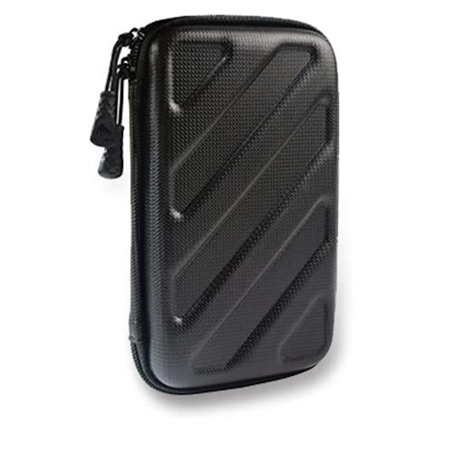 Léoto - Carcasa para disco duro externo de 2,5 pulgadas, resistente a los golpes, WD Toshiba Seagate, carcasa para disco duro Samsung SSD HDD USB, cable MP3