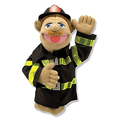 Melissa & Doug Firefighter Puppet from Melissa & Doug