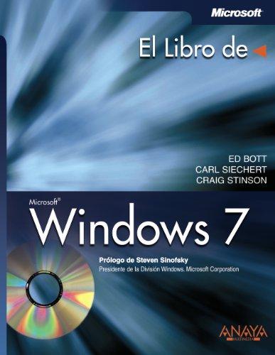 Windows 7 (El Libro De)