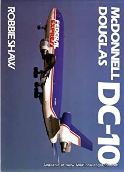 McDonnell Douglas DC-10 0711019487 Book Cover