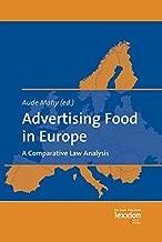 إعلانات الطعام في أوروبا: comparative قانون التحليل