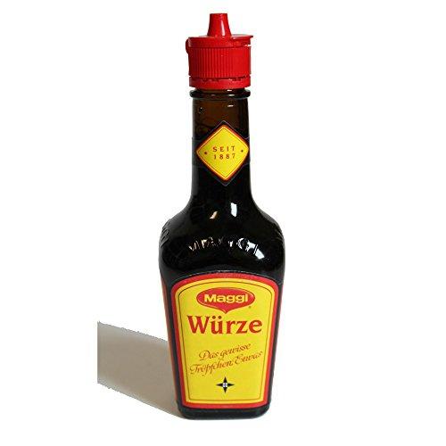 Maggi Würze Das gewisse Tröpfchen Etwas (125ml Flasche)