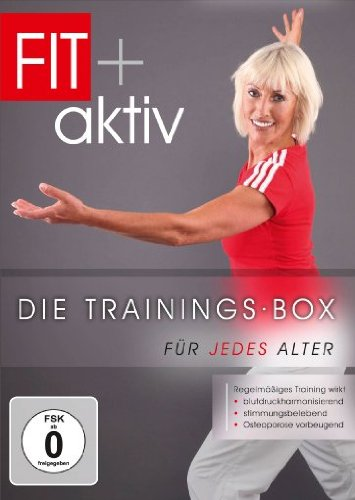 Fit + Aktiv - Die Trainings-Box für jedes Alter