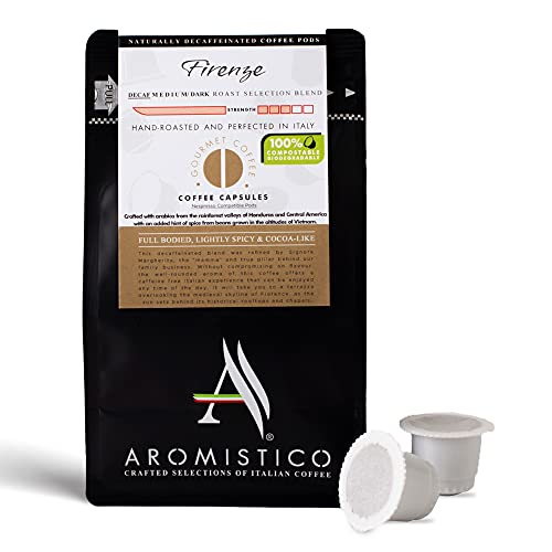 AROMISTICO Coffee - Decaf Selection Blends Whole Beans