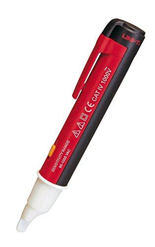 UNI-T Digital-Wechselspannungsdetektor in Stiftform, MIE0117, NCV Erkennung, LED-Anzeige, 1 Stück, UT12A