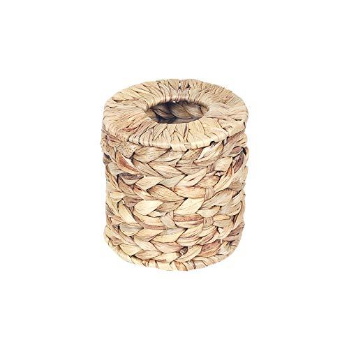 Preisvergleich Produktbild Vidal Regalos Box für WC-Papier,  Bast,  13 cm