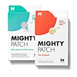 Mighty Patch Original 36ct and Micropoint for Blemishes Bundle