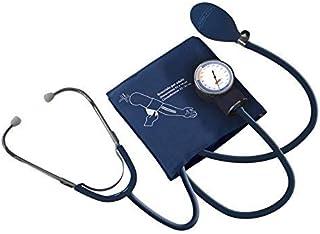 Almamedical Medidor de presion arterial mecanico para brazo, con estetoscopio