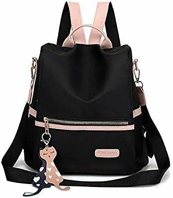 Girls Anti-Theft Backpack Rucksack Handbag Travel Fashion Shoulder School Bag US vg-1421-20