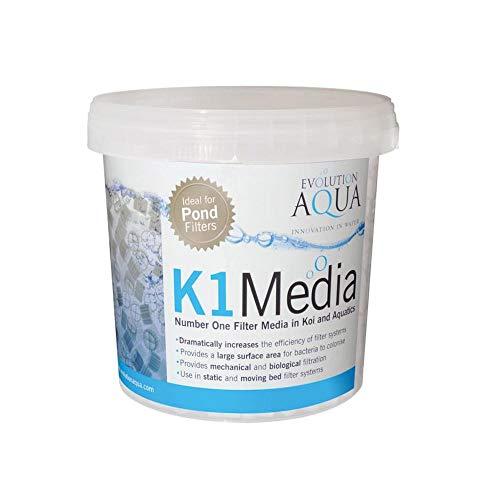Evolution Aqua Kaldnes K1 Média 1 Litre (Litre)