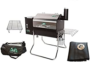 davy crockett pellet smoker
