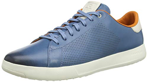 Cole Haan Men's Grandpro Tennis Sneaker Trainers, Blue Crystal Blue Ivory...