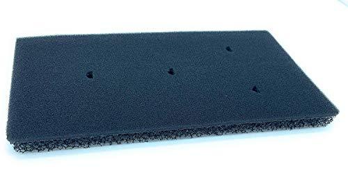 HX Filter Schwammfilter Sockelfilter 481010716911 Trockner Bauknecht Privileg Whirlpool 8015250474909
