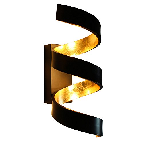 LED-Helix-AP3 NER Wandleuchte von Eco-Light