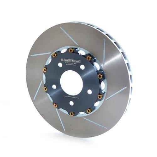 Girodisc 2pièces de remplacement avant Rotors pour EVO 6/7/8/9