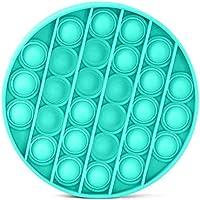 lefeindgdi Push Pop Bubble Fidget, 1x Push Pop Bubble Sensory Fidget Toy, Educatieve Stress Relief Speciale Behoeften...