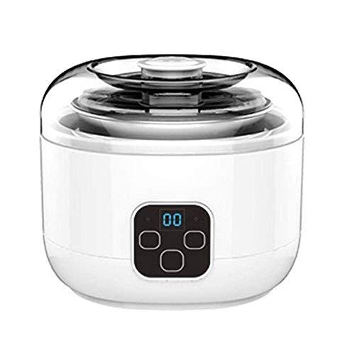 SMLZV Multifunción yogurtera eléctrica Máquina Acero Inoxidable de DIY Interior del envase del Yogur por la aplicación de Cocina del hogar