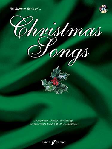 BUMPER BK OF XMAS SONGS: (Piano, Vocal, Guitar) (Faber Edition)