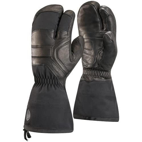 Black Diamond Equipment - Guide Finger Gloves - Black - Small
