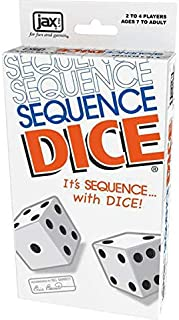 Sequence Dice Peggable - Bilingual by Jax