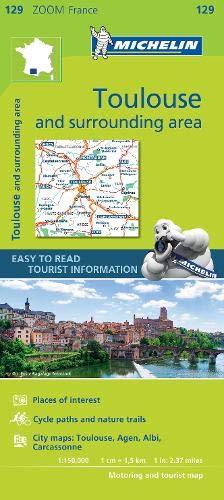 Tolosa e dintorni 1:150.000 (Carte zoom)