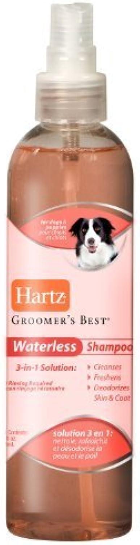 Hartz Groomers Best Waterless Shampoo for Dogs, 3 in 1 Solution, 12 fl oz by Hartz